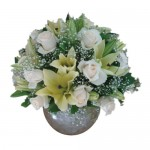 Rhya Classic Arrangement from Clea Flower Boutique
