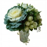 White Thalia Classic Arrangement from Clea Flower Boutique