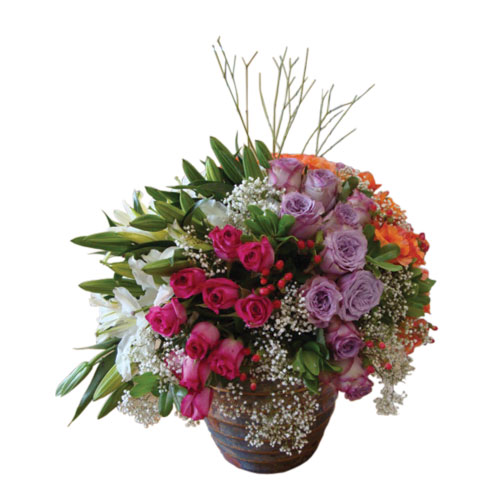 Vesta Classic Arrangement from Clea Flower Boutique