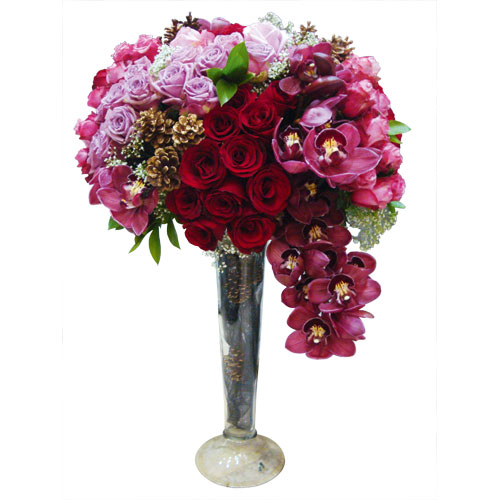 Athena Classic Arrangement from Clea Flower Boutique