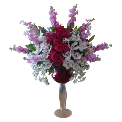 Serene Classic Arrangement from Clea Flower Boutique