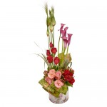 Arrive In Style Eclectic Arrangement from Clea Flower Boutique