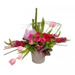 Exotic Grace Eclectic Arrangement from Clea Flower Boutique