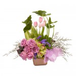 Sweet Sensation Eclectic Arrangement from Clea Flower Boutique