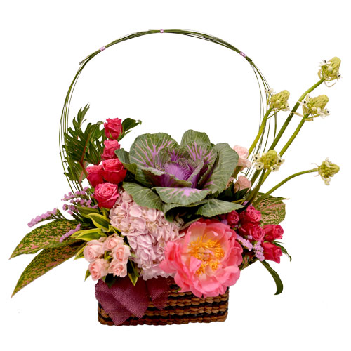 Fairy Garden Eclectic Arrangement from Clea Flower Boutique