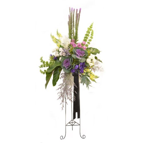 Condolences Occasion Arrangement from Clea Flower Boutique