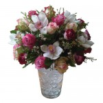 Concordia White Classic Arrangement from Clea Flower Boutique