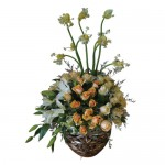 Uma Classic Arrangement from Clea Flower Boutique