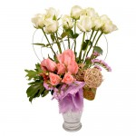 Celestial Love Eclectic Arrangement from Clea Flower Boutique