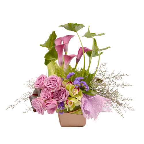 Morning Melody Eclectic Arrangement from Clea Flower Boutique