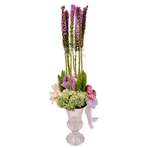 Garden Parade Eclectic Arrangement from Clea Flower Boutique